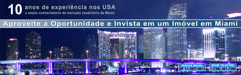 Imoveis Miami, compra e venda de apartamentos